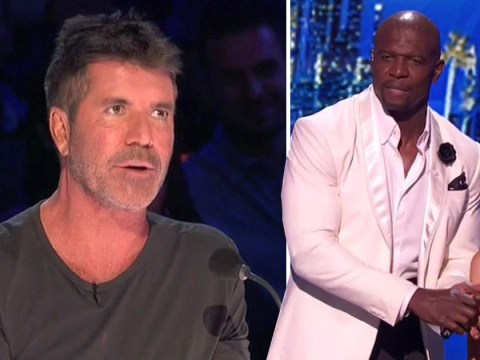 Terry Crews insists Simon Cowell does not 'use or abuse' America's Got Talent contestants