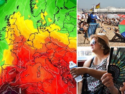 Bank holiday heatwave could see record temperatures hitting over 30 degrees