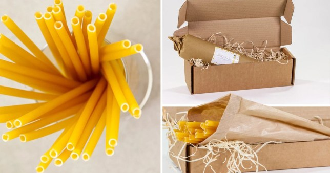 McDonald's paper straws problem could be solved with pasta