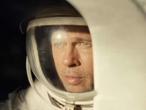 New Ad Astra trailer shows stunning graphics and brooding astronaut Brad Pitt as he searches space for renegade father