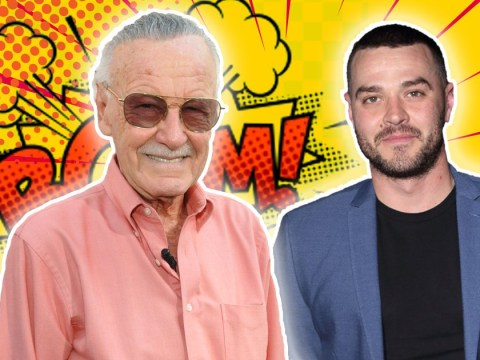 Matt Willis raves about Stan Lee's 'brilliant' final on-screen performance for Madness In The Method