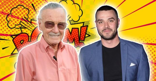 Matt Willis Praises Marvel Boss Stan Lees Final Cameo For