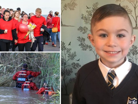 Body of Lucas Dobson, six, found in river, police confirm