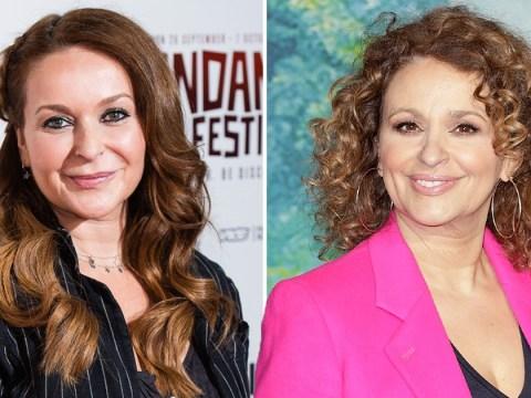 Nadia Sawalha's sister Julia lashes out at star for talking 'lies and rubbish'