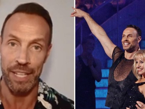 Where is Jason Gardiner on Dancing On Ice – why did he leave?