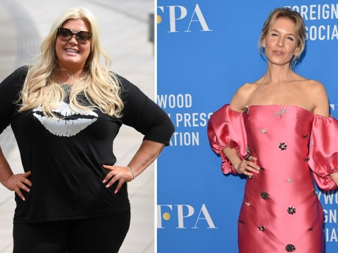 Gemma Collins rips into Renee Zellweger over plastic surgery rumours: 'She's done something to her face'