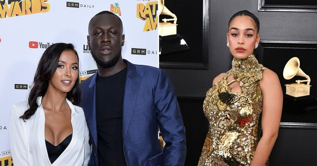 Stormzy addresses Maya Jama and Jorja Smith cheating claims after emotional confessional