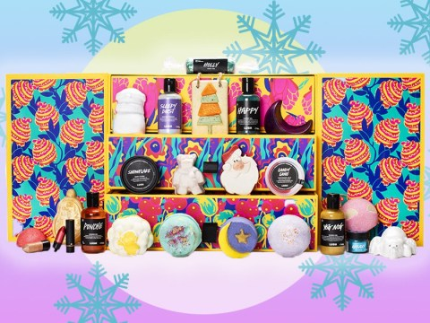 Lush is finally bringing out a bath bomb packed advent calendar for Christmas