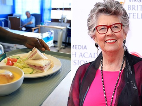 Hospital food could get a major revamp from GBBO's Prue Leith
