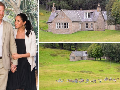 Harry and Meghan won't be joining Wills and Kate at Balmoral Castle