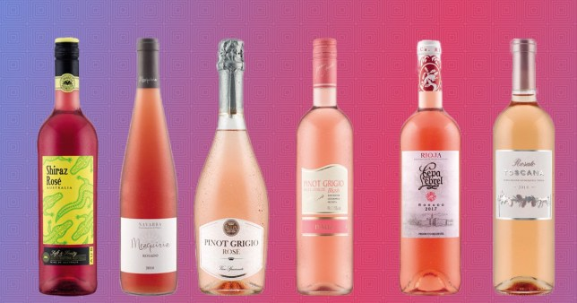 The new rose range
