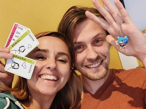 YouTuber Hannah Witton makes shock proposal to boyfriend