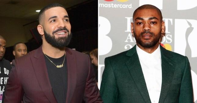 Drake and Top Boy