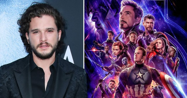 Kit Harington is joining The MCU (Picture: Rex/Getty)