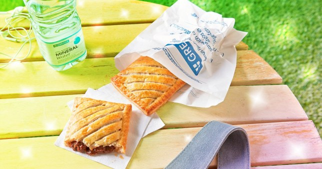 Greggs vegan steak bake news