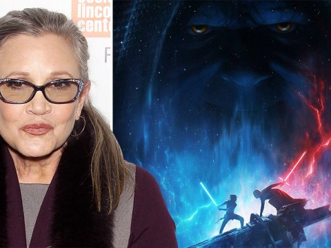 Star Wars: Rise Of Skywalker poster unveiled as JJ Abrams reveals Carrie Fisher is 'heart' of new film