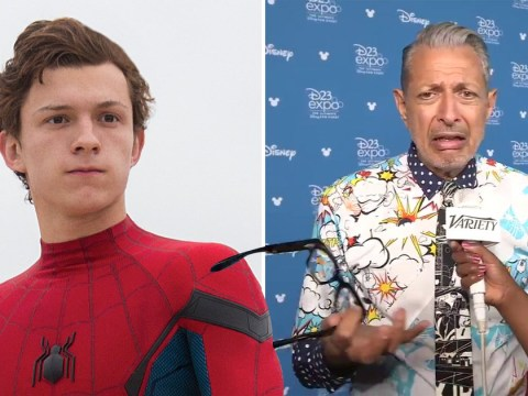 Jeff Goldblum is all of us when hearing that Spider-Man is leaving the MCU
