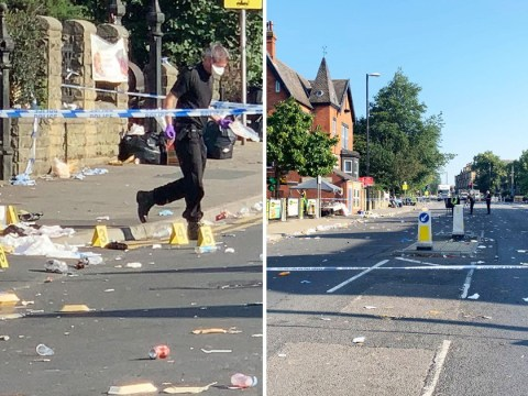 Carnival diverted after man, 21, is murdered in Leeds street