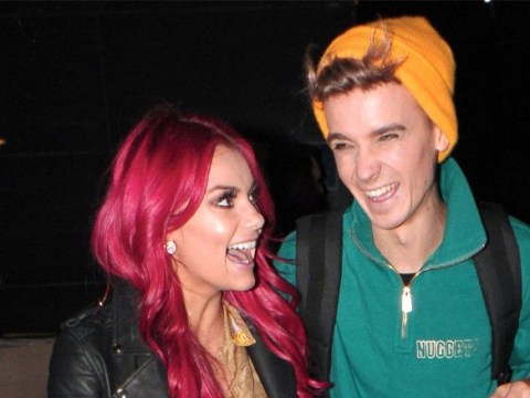 Joe Sugg and Dianne Buswell attempt to recreate Strictly Come Dancing jive routine one year on
