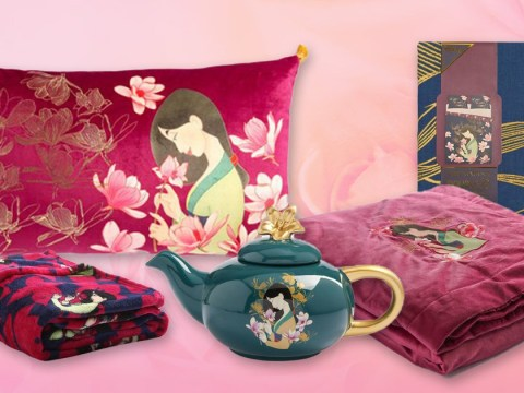 Primark's new Mulan inspired homeware collection is dreamy