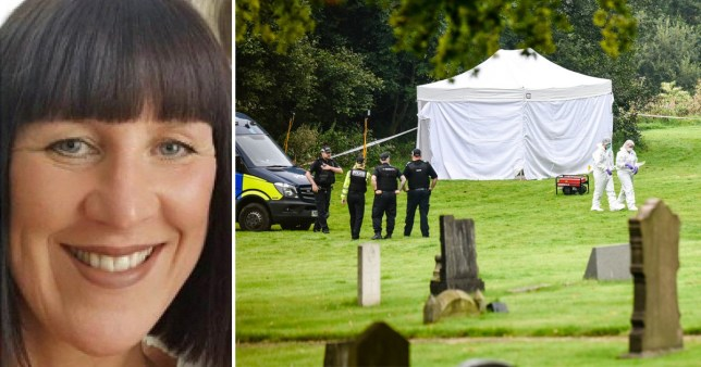 Body found in cemetery was missing teaching assistant who had been strangled