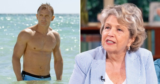 Sanditon's Anne Reid star thinks there is too much male nudity on TV blames Daniel Craig