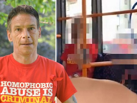 Man who suffered homophobic bus attack was 'more worried about others'