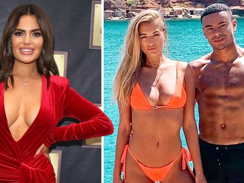Wes Nelson laughs at 'jealous' ex Megan Barton-Hanson as he holidays with Arabella Chi