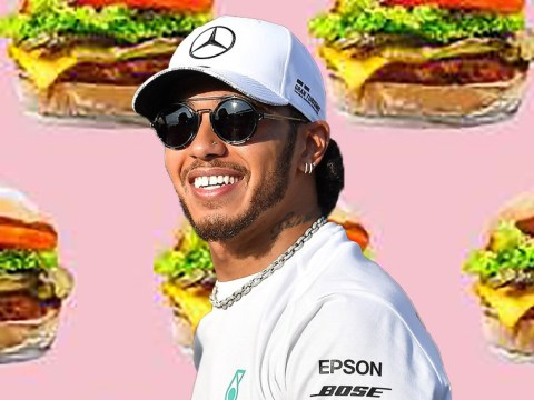 There's a Lewis Hamilton plant-based burger chain coming to your city