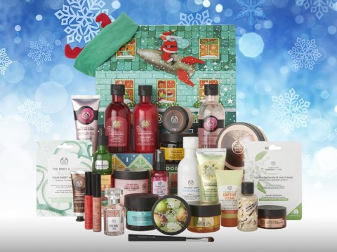 The Body Shop launches advent calendars early online so you can get first dibs