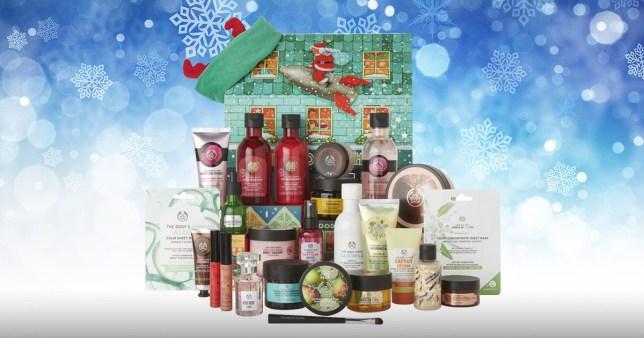 Beauty advent calendar 2019: The Body Shop Ultimate Advent Calendar