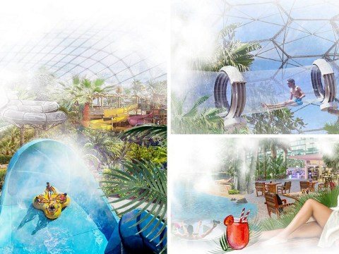 UK's 'biggest' waterpark could be coming soon and it's Indiana Jones themed