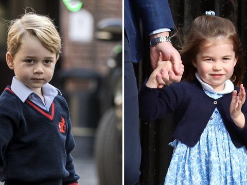 Princess Charlotte to start at Prince George's school next week