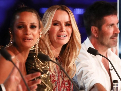 Amanda Holden left visibly shaken by The Sacred Riana on Britain's Got Talent: The Champions in 'scariest performance' ever