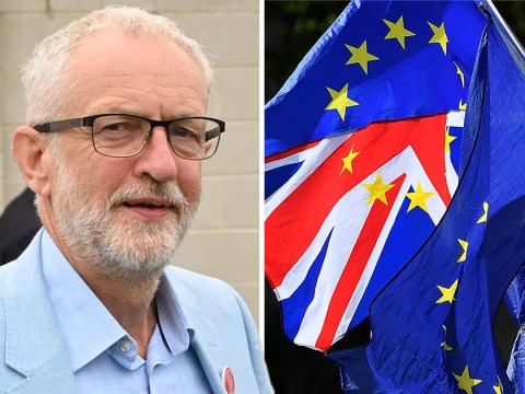 Jeremy Corbyn still insists he can stop no-deal Brexit