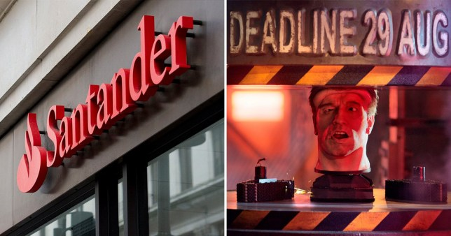 Santander extends PPI deadline after website overloaded with claims and crashes