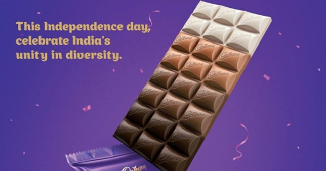 Cadbury ridiculed for 'solving racism' with four-tone