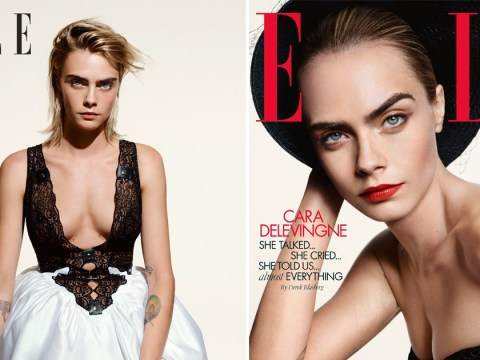Cara Delevingne believes she's a better person when she's 'in love'