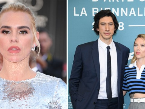Billie Piper shines at Marriage Story premiere with Scarlett Johansson and Adam Driver