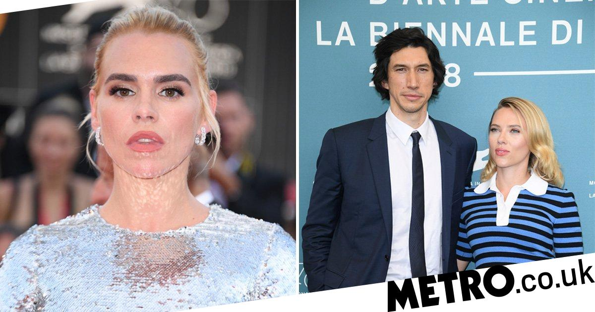 Billie Piper Shines At Marriage Story Premiere With Scarlett Johansson Metro News