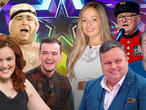Which acts will perform in episode one Britain's Got Talent: The Champions?