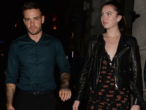 Liam Payne keeps it casual as he holds hands with Maya Henry on night out in London