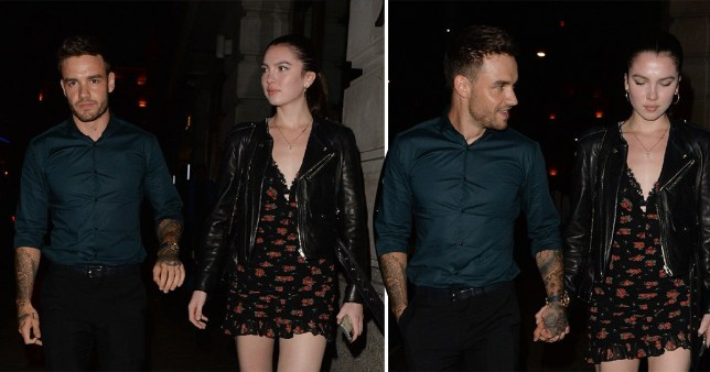 Liam Payne and mystery girl