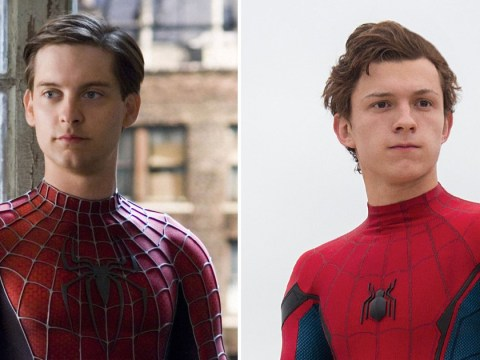 Spider-Man: Far From Home deep fake replaces Tom Holland with Tobey Maguire and we're deeply unsettled