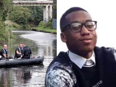 Police in search for missing student, 18, find body in canal