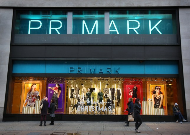 Primark's flagship store on Oxford Street