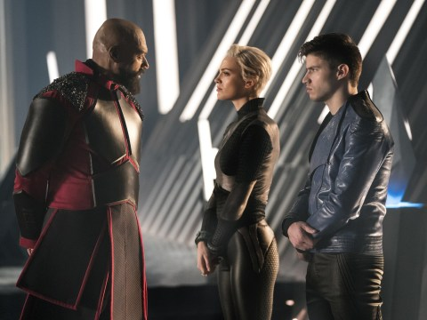 Superman prequel Krypton cancelled after two seasons – with spin-off being axed as well