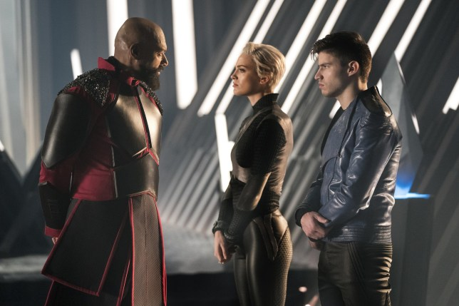 Will SYFY bring Krypton back?