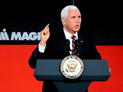 US vice president Mike Pence to visit UK in September