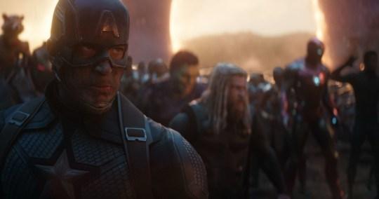 Avengers' Chris Hemsworth reveals favourite Endgame scene with Chris Evans
